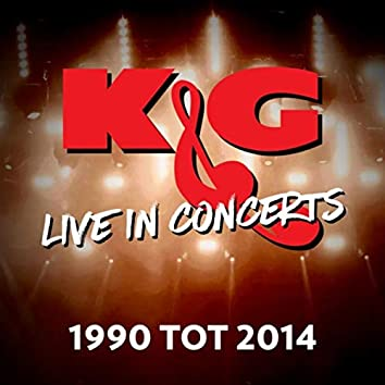 Live in Concerts: 1990 tot 2014