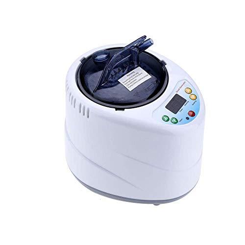 Wincal Begasungsmaschine-2L Begasungsmaschine Haushaltsdampfer Dampferzeuger für Sauna Spa Zelt Körpertherapie(Europäischer Standard 220V)