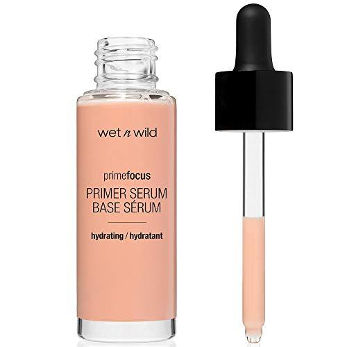 wet n wild Prime Focus Primer Serum, 1.06 Ounces