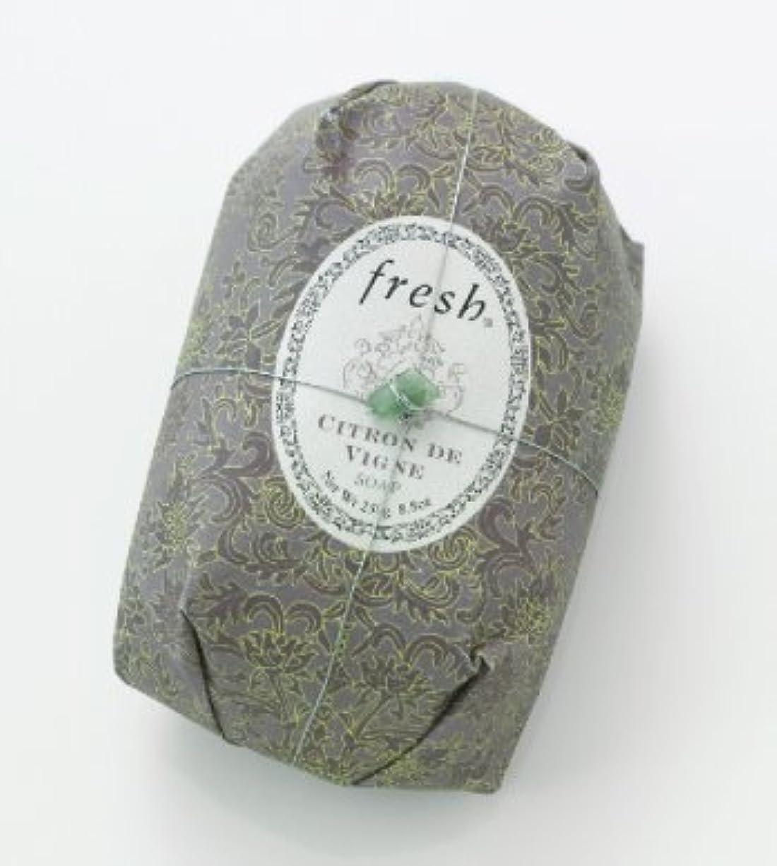 安らぎハードリングやがてFresh CITRON DE VIGNE SOAP (フレッシュ シトロンデヴァイン ソープ) 8.8 oz (250g) Soap (石鹸) by Fresh