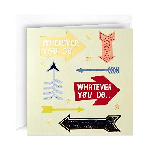 Hallmark Studio Ink Graduation Card (You'll Be Amazing)