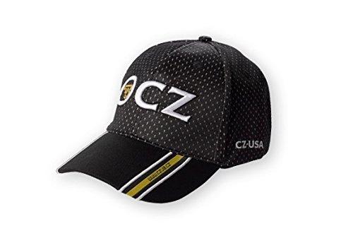 Original CZ/CZUB Shooting Cap with CZ Logos