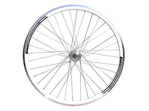 FIXED Gear de roue, avant ou arrière, Accent Roadrunner jantes, Joytech Hubs fixie City, Roadrunner, blanc