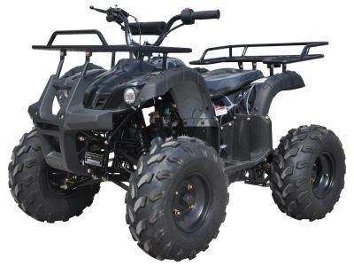 Icebear Super Trooper125cc Kids ATV Sipder Black