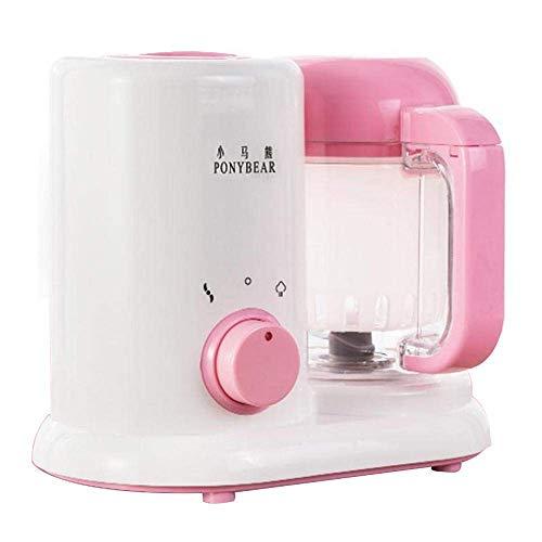 Babypüree-Küchenmaschine 3 in 1 Leiser Mini-Dampfgarer und Mixer für Babynahrung xinqing