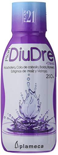 Plameca - Plan 21 DiuDre + Stevia Jarabe 250 ml
