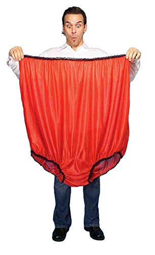 Forum Novelties Big Mama Undies (Pink)