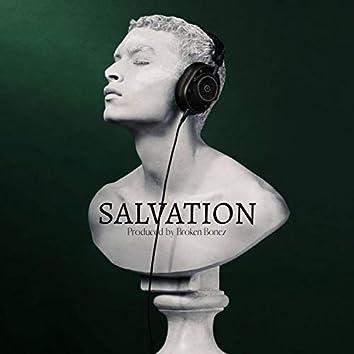 SALVATION (feat. BrokenBonez)