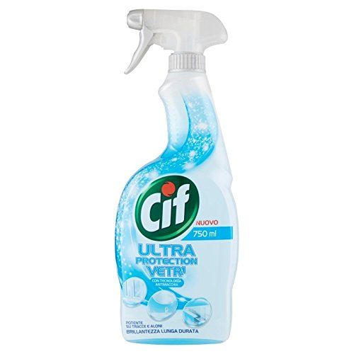 Cif Ultra Protection Vetri 750 ml