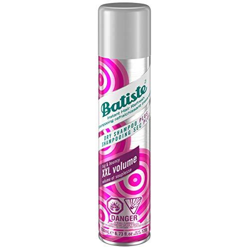 Batiste XXL Volumen Spray, Frisches und Voluminöses Haar für alle Haartypen, 2er Pack (2 x 200 ml)