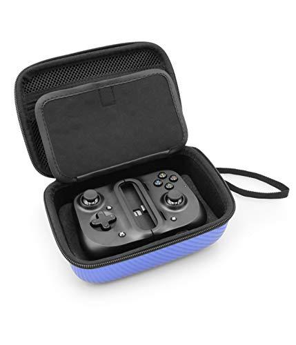 CASEMATIX Mobile Game Controller Case Compatible Razer Kishi Controller Smartphone Gamepad, Includes Travel Case Only