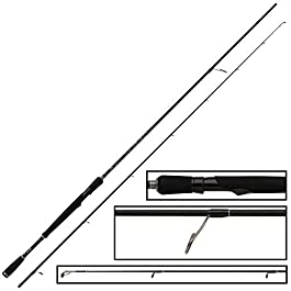 Fox Rage Ti Pro Jigger Finesse Canne à pêche 270 cm 7-28 g