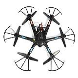 Drone Esacottero MJX X601H RC con Fotocamera HD 720p per trasmissione in tempo reale su Smartphone