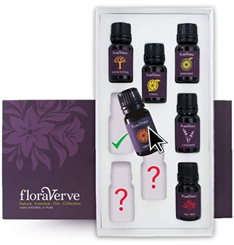 floraVerve Essential Oils...