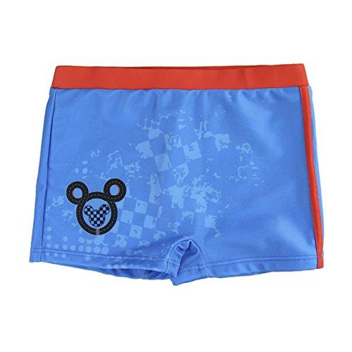 Mickey Mouse Jungen S0712706 Einteiliger Badeanzug, Azul, 4 AXf1Os