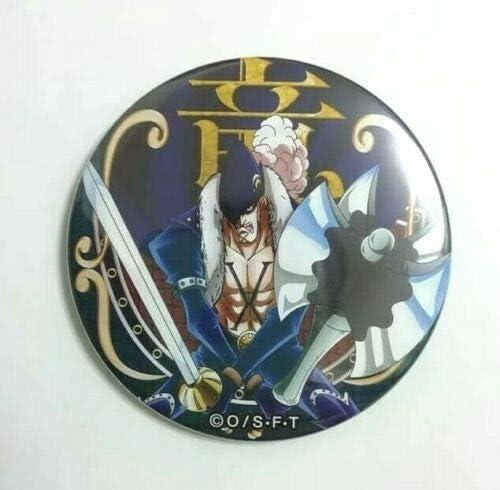 One Piece Can Badge Button X Drake Yakara Beast Mugiwara Eiichiro Oda Anime F S product image