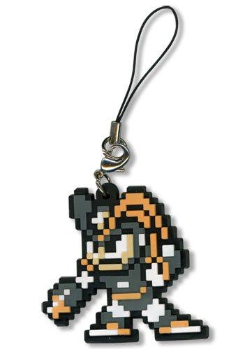 Megaman 10 Bass PVC encanto del teléfono celular
