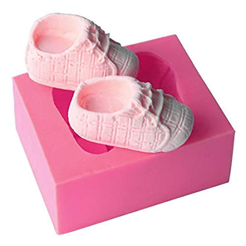 Yingwei Schuh Silikon Form Für Fondant Marzipan Tortendeko Ausstecher Seife