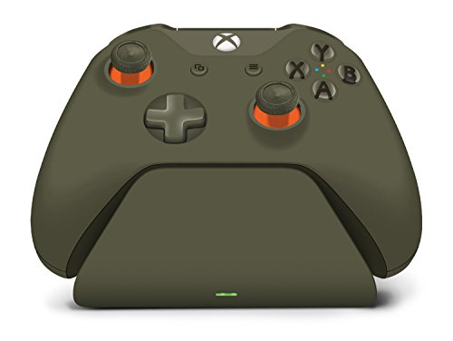 Controller Gear Military Green Xbox Pro Charging Stand (Controller Sold Separately) - Xbox One