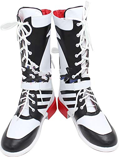41HeyysUtQL Harley Quinn Shoes