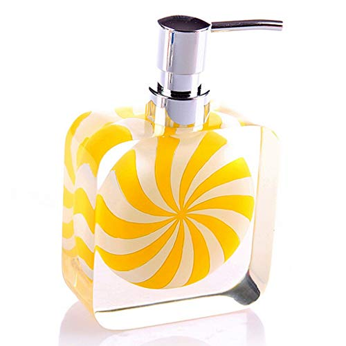 Dispensador de jabón de Resina Respetuoso con el Medio Ambiente Botella de loción...