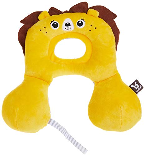 BENBAT HR209 Repose tête de voyage 29 cm Motif lion