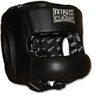Full Face Sparring Headgear for Boxing, Muay Thai, MMA, Kickboxing