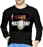 Photo de Monking T-Shirt Matisyahu Youth T-Shirt à Manches Longues pour Homme