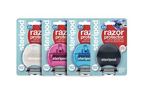 Steripod Razorpod - Clip-On Razor Protector Family Pack (4 Total)