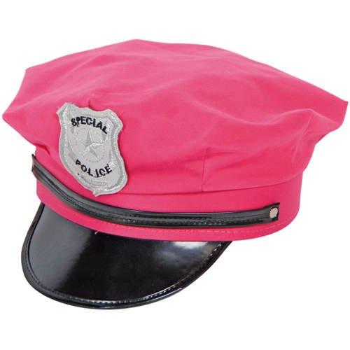 Hut Polizistin / Police Cap, pink
