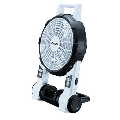 マキタ(Makita)  充電式ファン (本体のみ/バッテリー・充電器別売) 白 CF201DZW