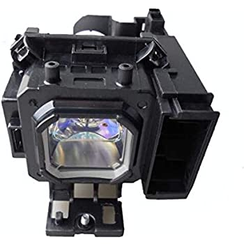 60002094 Replacement Bulb//Lamp with Housing Compatible with NEC NP901 NP905 VT700 VT800 Projectors CTLAMP NP05LP