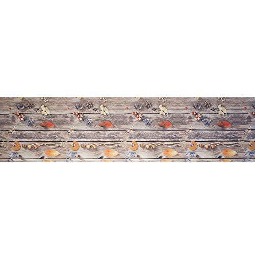 IlGruppone Tappeto passatoia Antiscivolo Lavabile Aderente Stampa Digitale Romantica - Romantica - 50x250 cm