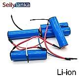 3000mAh 適した Electrolux 18V Li-ion バッテリーパックZB2941 ZB2904X ZB2942 ZB2943タイプNV144NIBRC掃除機