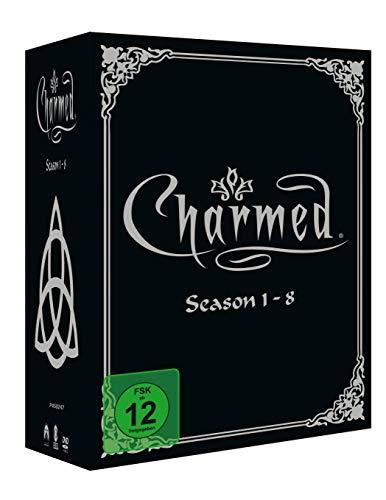 mächtig der welt Charmed-Complete Collection, Komplette Folge, Staffeln 1-8 (48 Discs)
