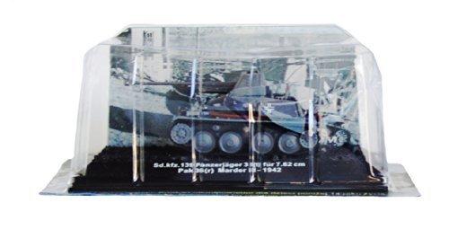 Sd.kfz.139 Panzerjager 38(t) fur 7.62cm Pak 36(r) Marder III -1942 diecast 1:72 model (Amercom BG-29)