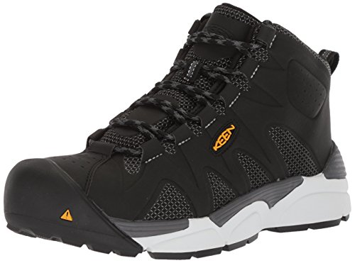 KEEN Utility Men's San Antonio High Alloy Toe Non Slip Work Shoe
