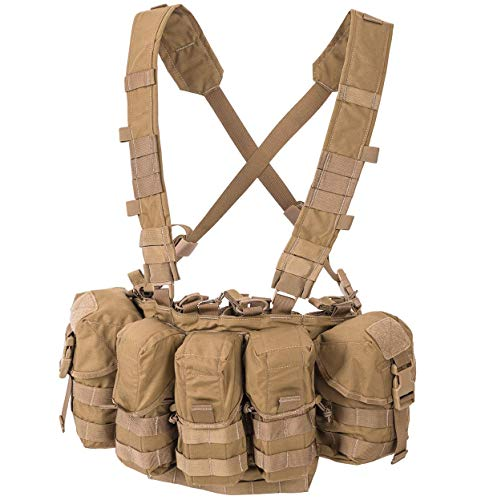 Helikon tactique Guardian Chest Rig Gilet Coyote