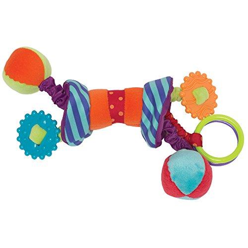 Manhattan Toy Jouet pour le développement des hochets et des anneaux de dentition