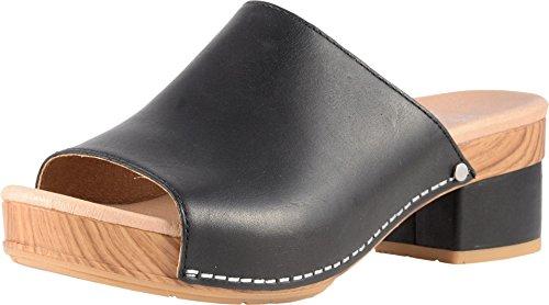 Dansko Women's Maci Black Sandal 6.5-7 M US