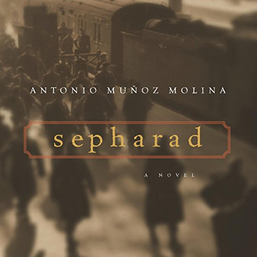 Sepharad audiobook cover art