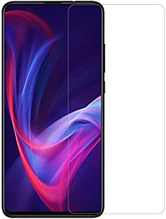 SWMGO® 9H hårdhet 0,2 mm tunn 2,5D rundad kant anti-explosion härdat glas transparent skärmskydd för Xiaomi Redmi K20 Pro/...