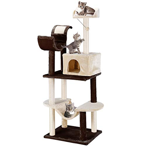 Photo de finether-5-tier-arbre-a-chat-154-cm
