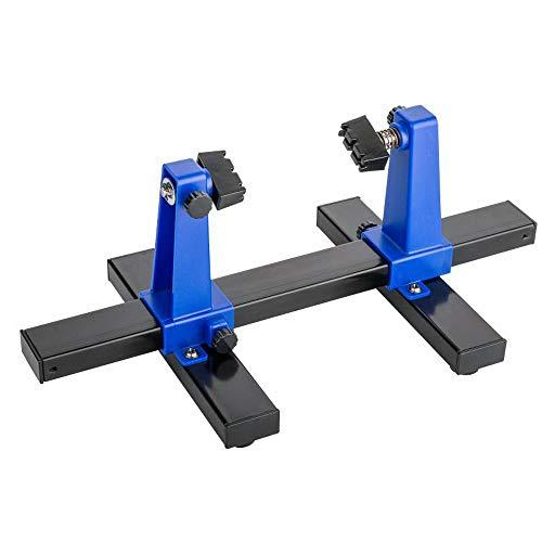 Platinenhalter für Bestückung von Leiterplatten; drehbar, ausziehbar