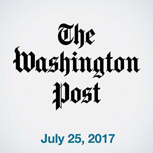 July 25, 2017 copertina