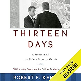 Thirteen Days audiobook cover art