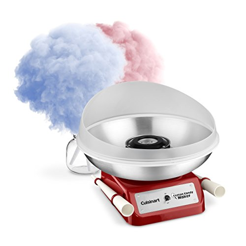 Find Bargain Cuisinart Cotton Candy Maker (Renewed)