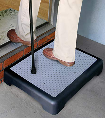 """North American Health Wellness Mobility Step, Large 9.25 x 5.5"""" x 3.94"""", One Color"""