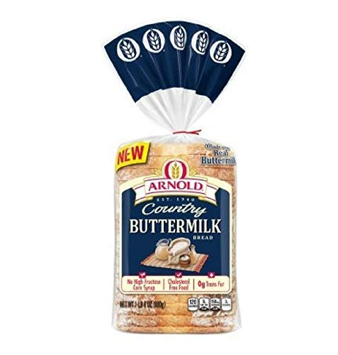 Arnold, Country Buttermilk Bread, 24 oz - 2 Loaves