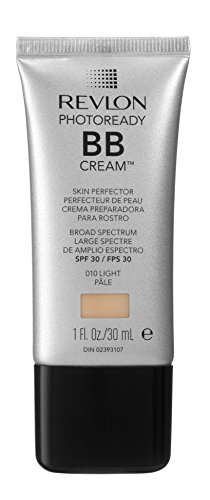 Revlon Photoready BB Cream SPF 30 - getönte Tages Creme - Gesichts Pflege 30ml - Farbe: 010 light